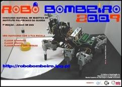 Robot bombeiro_Poster_2009