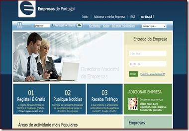 Portal Empresas Portugal