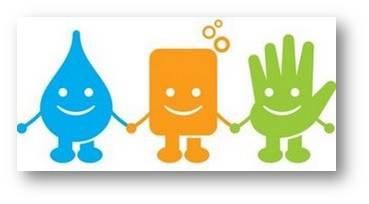 lavar mãos