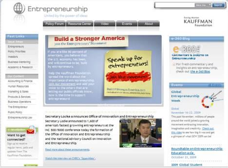 Empreendedorismo portal