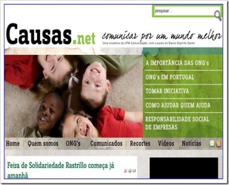 Causas.net