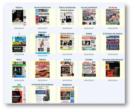 Jornais Desportivos Ser Empreendedor