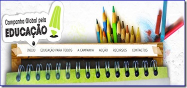 Campanha Global Educação 2010
