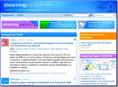 Portal elearningeuropa.info