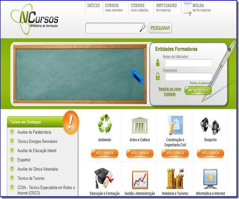 Portal formação_ NCursos