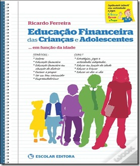 educação financeira crianças adolescentes